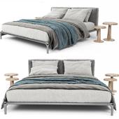 Poliform Park - Bed