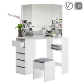 Makeup Dressing Corner Table