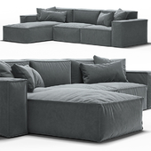 Roveconcepts Porter Sectional Sofa