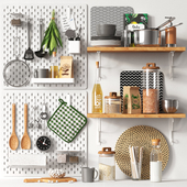 Kitchen set IKEA