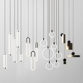 Four Hanging Lights 4