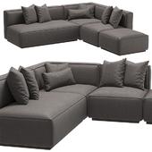 MoDRN Naturals Wheaton Modular Sofa