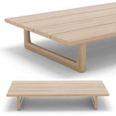 RH Outdoor Navaro coffee table