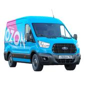 Ford Transit Курьерская служба OZON