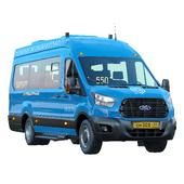 Ford Transit Московский транспорт