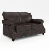 Кожаный диван Landry