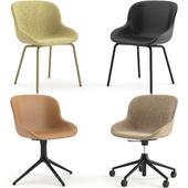 HYG Chairs Upholstery by Normann Copenhagen