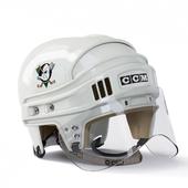 Anaheim Ducks CCM Hockey Helmet