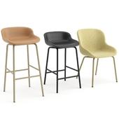 HYG Chair + barstool by Normann Copenhagen