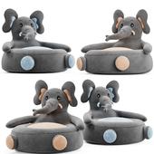 Elephant kids chair