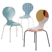 John Lewis Curve Dining Chair