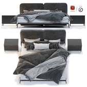 poliform park Uno bed