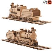 wood-train