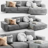 Diane Corner Sofa