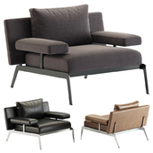 B&T design / Most Lounge Armchair