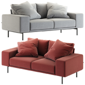 B&T design / Piu Double Sofa