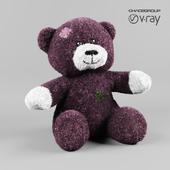 Esma_Sema_bear_toy
