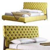 Кровать Chanel фабрики Ulivi Salotti