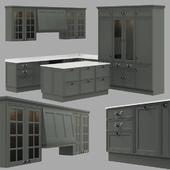 кухня Chester, фабрика AtlasLux
