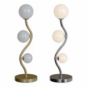 Интерьерная Настольная Лампа Uva Mod059 Tl-03 Ch И Mod059 Tl-03 G