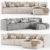 Угловой диван Twin Set