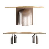 Rectangular Bell Table
