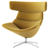 Erik Jorgensen / Asko High Easy Chair