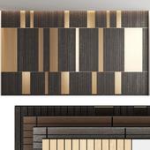 Декоративная стеновая панель_set 25