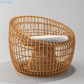 nest lounge chair
