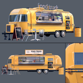 Food Truck, Airstream