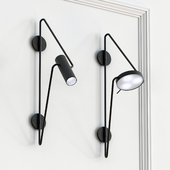 Delta Bed Lights by Hausi