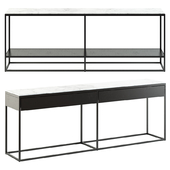 Blu Dot / Construct 2 Drawer Console