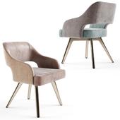 Cantori ADRIA Velvet chair_02