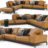 Poliform Park Sofa A