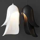 Moustache Cape  pendant lamp