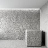 Concrete plaster №3