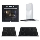 Kitchen Appliances Set3 Frames by Franke
