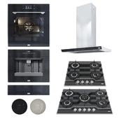 Kitchen Appliances Set4 Frames by Franke