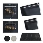 Kitchen Appliances Set5 Frames by Franke