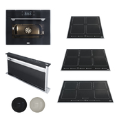 Kitchen Appliances Set6 Frames by Franke