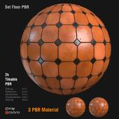 Set Floor Material