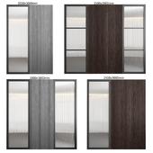 Glass partition №5