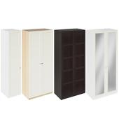 Ikea PAX BERGSBO TYSSEDAL