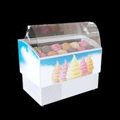 Холодильная витрина для мороженого ISETTA