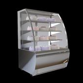 Витрина холодильная FLANDRIA 900
