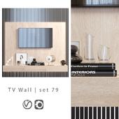TV Wall | set 79