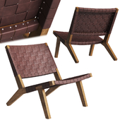 DE LA ESPADA 128 Lounge Chair