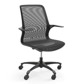 Swivel Chair OVIDIO OV 1M2 SBF (Bejot)