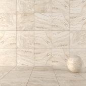 Stone Wall Tiles Antico Ivory Set 2
