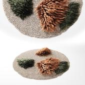Gushka Wool Carpet Forest